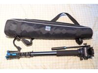 Video Monopod Benro A48FDS4 **Great Condition**