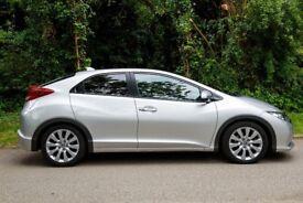 Top spec Honda Civic EX-GT, private seller, full Honda service, very clean car