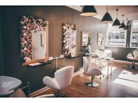 Nail bar to rent, barber chair and make up chair