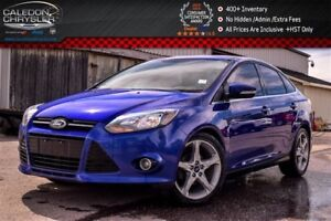 2013 Ford Focus Titanium Sunroof Backup Cam Bluetooth R-Start Le