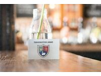 Bar & floor staff member required for long-term employment opportunity