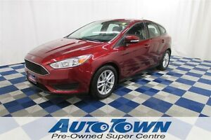 2016 Ford Focus SE/LOW KM/CLEAN HISTORY/REAR VIEW CAMERA!!
