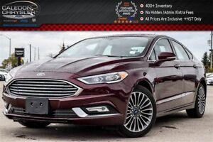 2017 Ford Fusion SE|AWD|Navi|Sunroof|Backup Cam|Bluetooth|Keyles