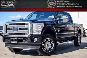 2015 Ford F-350 Platinum|4x4|Navi|Sunroof|Backup Cam|Bluetooth|V
