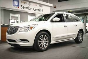 2013 BUICK ENCLAVE *CUIR*TOIT PANO*BLANC DIAMANT*AWD*819-563-787