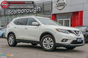 2015 Nissan Rogue SV-ACCIDENT FREE-7 PASSENGER WITH NAVI!!!
