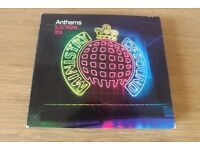 Ministry Of Sound Anthems Electronic 80's - 3 CD Set
