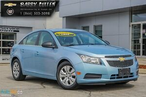 2012 Chevrolet Cruze LS Pwr Pkg*6 SPEAKER AUDIO SYSTEM