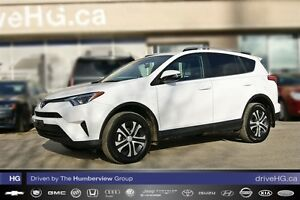 2016 Toyota RAV4 LE AWD| REAR CAM|HEATED SEATS|