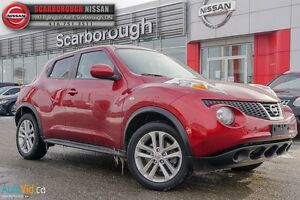 2014 Nissan Juke SV-ACCIDENT FREE AND WELL EQUIPPED!!!!!!