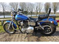 Harley Davidson FXDL 1340 Evo Low Rider 6400 miles