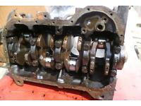 VW GOLF GTI MK2 1.8 16V KR ENGINE BLOCK AND CRANK