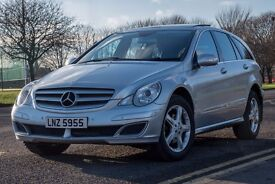 Mercedes-Benz R 320 cdi sport 4-matic 7-G tronic automatic 6 seater diesel