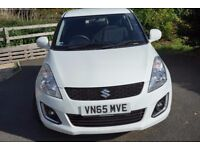 Suzuki Swift 1.2 SZ3 3dr. Absolutely fantastic car with VERY LOW MILEAGE.