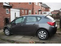 Vauxhal Astra 1.6 Petrol Manual DAMAGED 2010