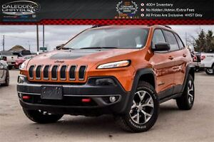 2016 Jeep Cherokee Trailhawk|4x4|Navi|Pwr Windows|Pwr Locks|Keyl