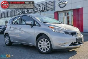 2014 Nissan Versa Note 1.6 SV-CERTIFIED PRE-OWNED AND ACCIDENT F