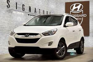 2014 Hyundai Tucson GLS 4X4 TOIT PANORAMIQUE SIÈGES CHAUFFANT BL
