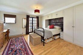 Wedmore Street N19: three bedroom house / garage / gated development / furnished