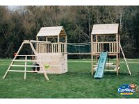 Climbing Frames, Jungle Gym, Swings, Slides, Outdoor Play, Garden Toys, Playhouses, from -£579