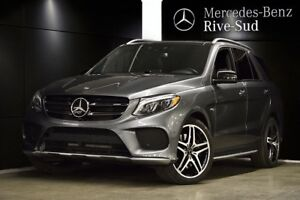 2017 Mercedes-Benz GLE-Class AMG 43-4MATIC -- HEATED STEERING WH