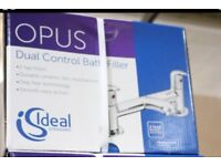 IDEAL STANDARD OPUS DUAL CONTROL BATH FILLER