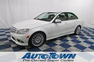 2010 Mercedes-Benz C-Class C250 4MATIC AWD / CLEAN HISTORY / ONE
