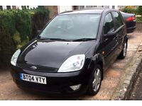 *Reduced by £100 - Ford Fiesta Flame 1.4. New 12Mths MOT, FSH, cd, electrics etc