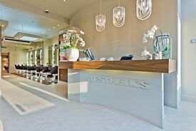 Full Time Front of House for Award Winning Salon in Solihull