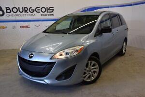 2013 Mazda 5 GS *** AUTOMATIQUE, A/C, GR ÉLECTRIQUE ***