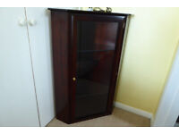 Good quality corner cabinet