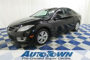 2010 Mazda MAZDA6 GS-I4/ACCIDENT FREE/ALLOYS/SUNROOF