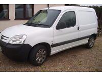 2007 (57) peugeot partner 1600HDI van