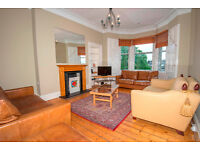 Lovely New Town 4/5 Bed Study, 2 Bath, Lounge, Kitchen/diner for Family/2 Couples Sharing