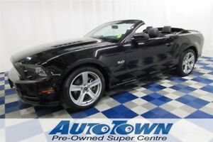 2014 Ford Mustang GT/BACKUP SENSOR/LEATHER/HTD SEATS