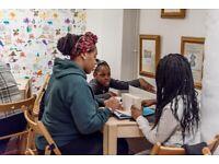 Literacy Support Volunteers needed in Tottenham