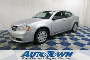 2012 Dodge Avenger SE/LOCAL TRADE/AUTO/A/C/GREAT PRICE!!