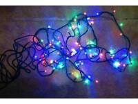 Christmas multi function LED lights