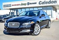 2013 Jaguar XF V6 AWD Navi Sunroof Backup Cam Bluetooth Leather