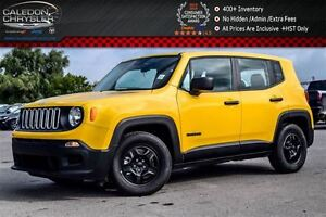 2015 Jeep Renegade Sport|Only 88 Km|Clean Carproof|Pwr Windows|K