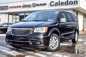 2016 Chrysler Town & Country Limited Platinum Navi Dual DVD Back