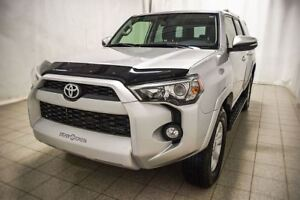 2016 Toyota 4Runner SR5, 7 passagers, Cuir, Toit ouvrant, Roue e