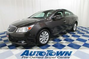 2013 Buick LaCrosse LUXURY/LEATHER/BACKUP CAM/ONSTAR