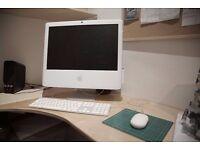 "Apple iMac 20"" Desktop (Late 2006) - Upgraded RAM"