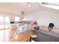 2 bedroom flat Wandsworth Town - private roof terrace
