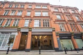 Birmingham Central (B2 B3), Cannon Street Serviced offices/work space/storage/medical suites to let