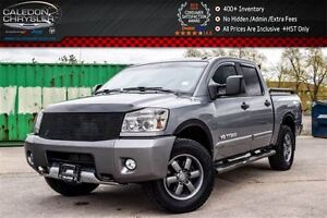 2013 Nissan Titan PRO-4X|4x4|Navi|Sunroof|Backup Cam|Bluetooth|K