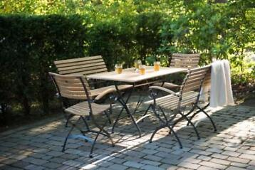 4 Seasons Outdoor | Bellini stoel met Lindau tafel | SALE
