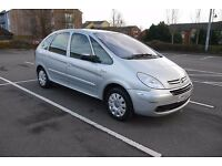 56 plate Citroen Xsara Picasso 110 Exclusive Mot Aug 2017