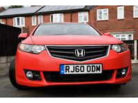 Honda Accord Tourer Estate 2011 - TOP SPEC - Immaculate Condition - Check Video